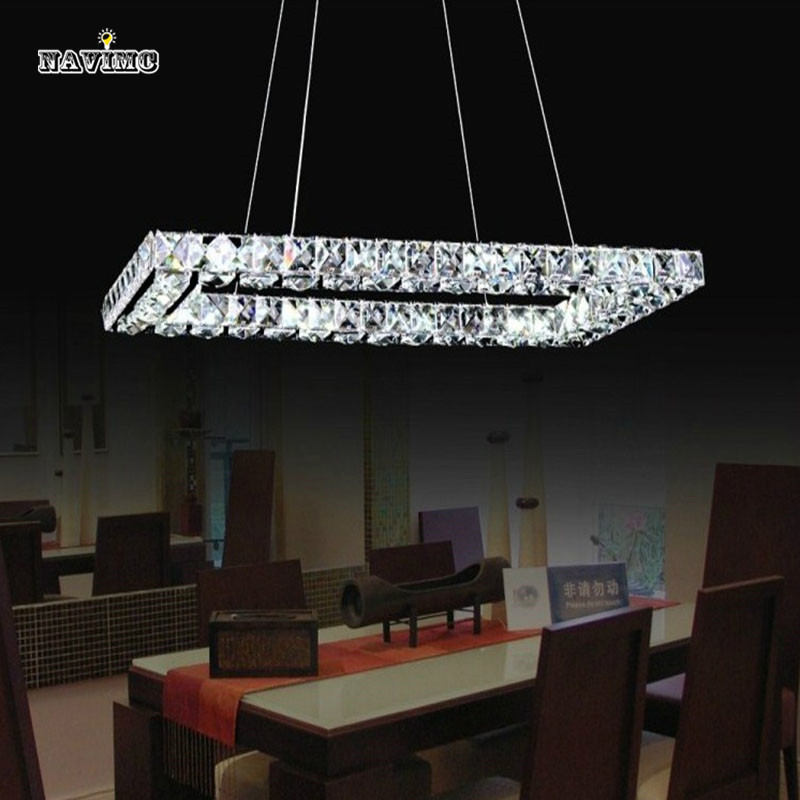 Free shipping new modern LED rectangular chandelier ,nice chandelier fixture<br><br>Aliexpress