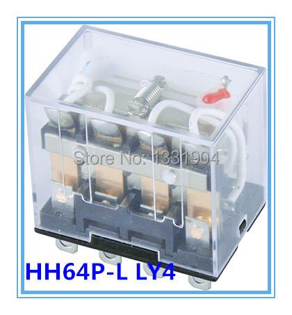 20PCS/LOT LY4NJ HH64P AC220V 14PIN 10A Power Relay Coil 4PDT<br><br>Aliexpress