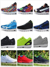 zx men and women flux shoes 2015 topad brand shoes chameleon ZX FLUX XENO new All-Star 3M reflective casual shoes zapatillas(China (Mainland))