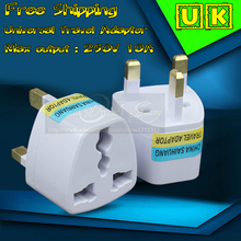 Buy 110V-250V 10A International Universal Travel Adaptor Euro EU AU US UK Plug Adapter AC Power Converter UK Wall Socket Schuko for $47.00 in AliExpress store