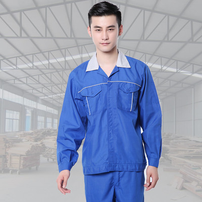 2015 new Arrivals long sleeve Factory Uniforms Safety Work wear sets building Safety Working clothes Auto Mechanic Clothing(China (Mainland))