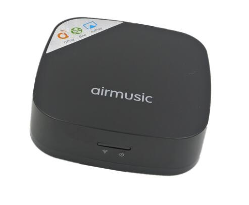 Airplay DLNA(DMR) Music Radio Receiver iOS & Android Airmusic Air music P1 Qplay2.0 WIFI Audio Player streaming receiver(China (Mainland))