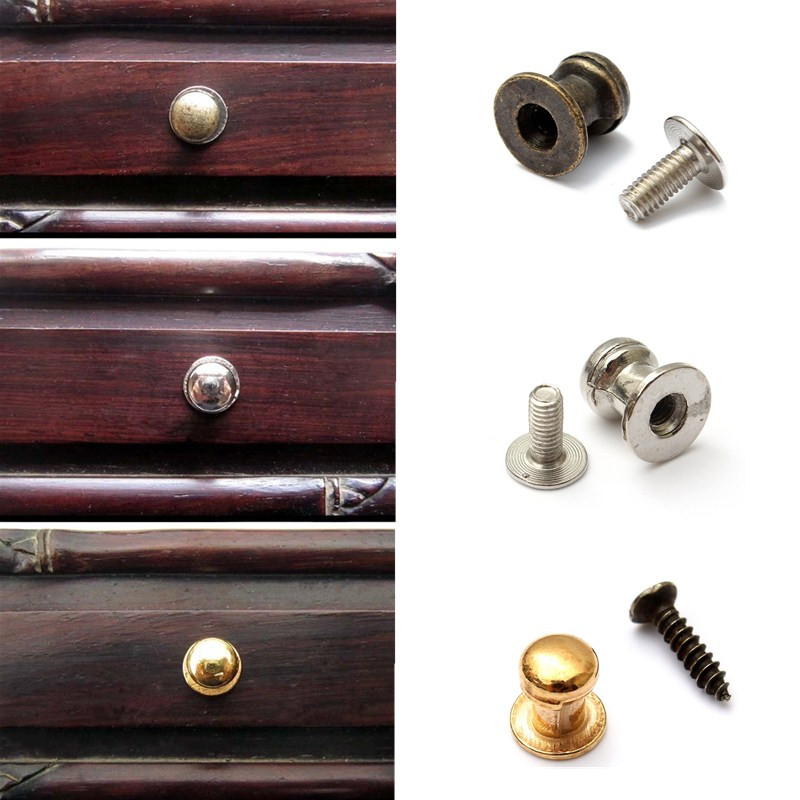 Top Selling Decorative Mini Jewelry Box Case Chest Drawer Cabinet Door Knob Pull Handle(China (Mainland))