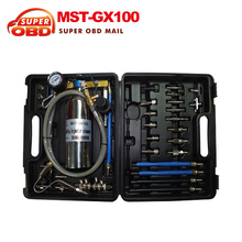 2016 Hot selling MST GX100 Non-Dismantle Fuel Injector Cleaner Kit MST-GX100 Clean the Air intake system With DHL Free Shipping(China (Mainland))