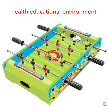 Children's toy four bar table football game(Hong Kong)