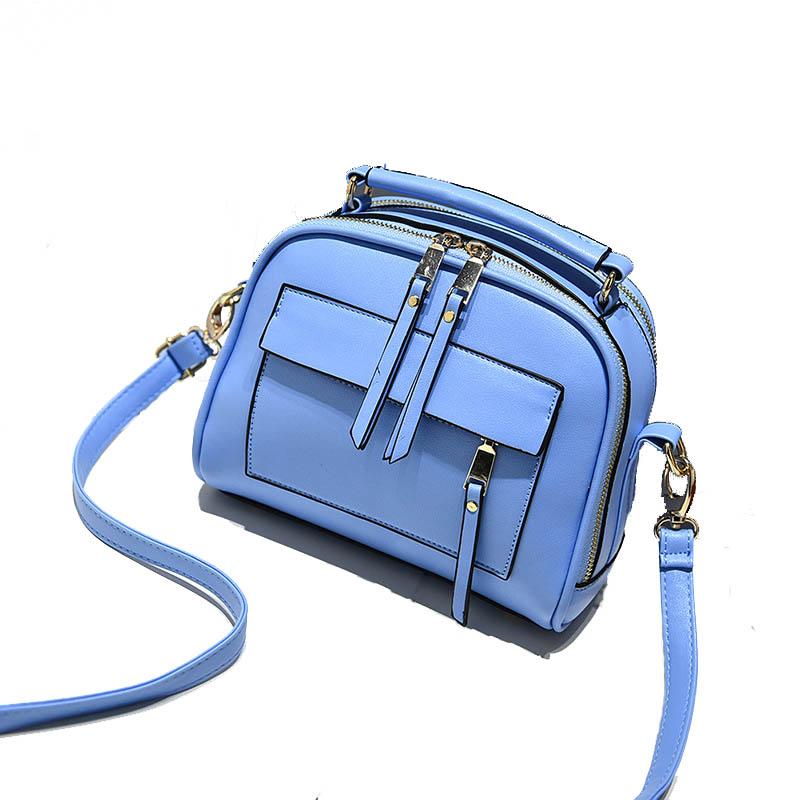2016 famouse designer brand bags PU crossbody bag multi-pocket fashion women messenger bag shopping & business lady handbag T21(China (Mainland))