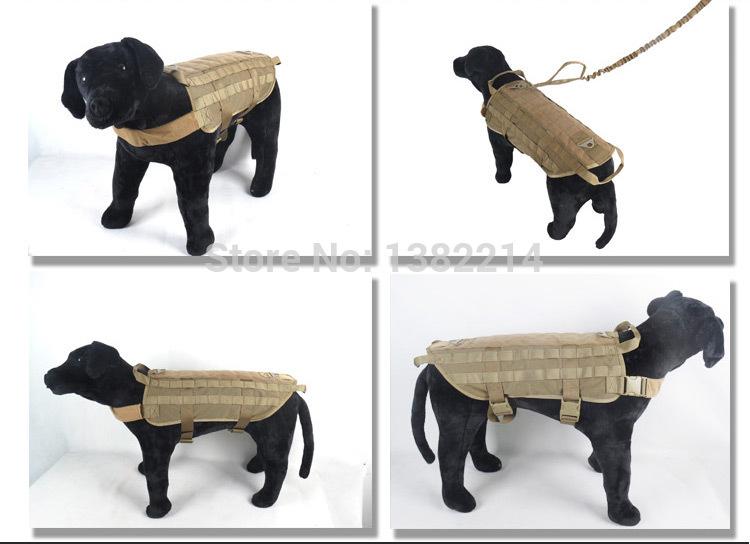 Tactical Vest Canada Army Tactical Dog Vests