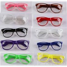 Hot Sale New Fashion Retro Frame Trendy Glasses With No Prescription Lenses(China (Mainland))