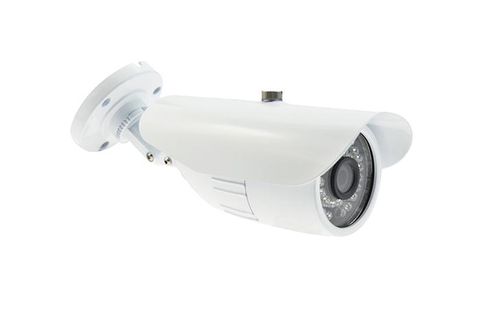 High Quality Onvif IR-Cut 36Pcs Leds P2P Plug and Play 1080P Waterproof IP66 Gun Security CCTV Camera W/ PoE(China (Mainland))