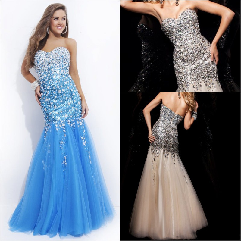 New York Prom Dress - Ocodea.com