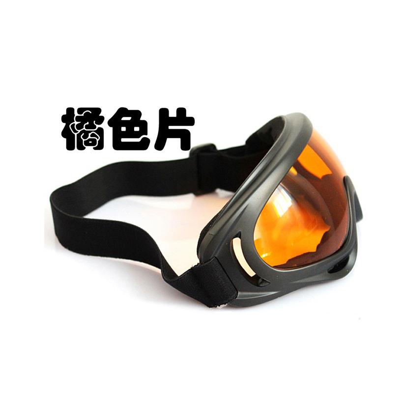 Skiing Eyewear men women ski goggles sunglasses anti-fog anti UV protective eyewear goggles snowboarding discount safety glasses(China (Mainland))