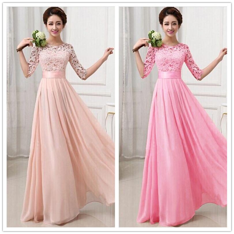 Женское платье 2015 XXL