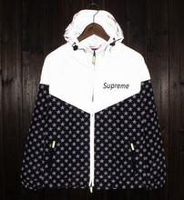 2015 hot sale! Hip-hop 3m Reflective Jacket Men Casual Clothing Spring Brand Windbreaker Rain Waterproof  Jacket Coat Hoodies(China (Mainland))