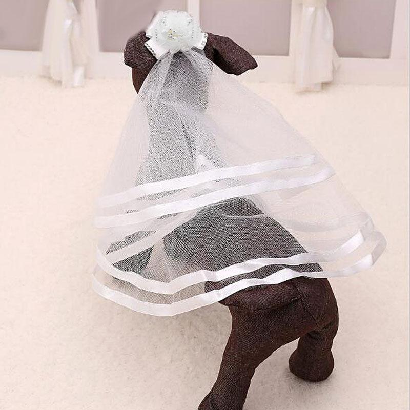 achetez en gros chien de mariage voile en ligne des grossistes chien de mariage voile chinois. Black Bedroom Furniture Sets. Home Design Ideas