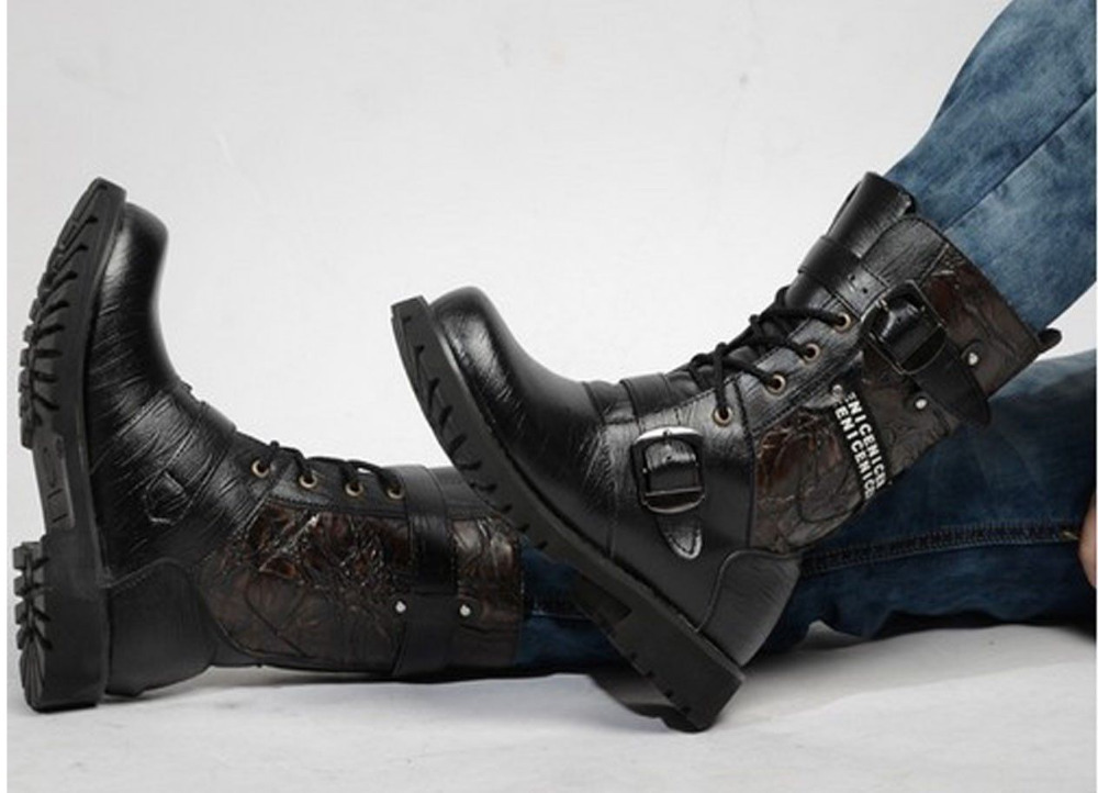 punk rock men&39s boots - ChinaPrices.net