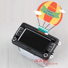 VW Original RCD510 Car Radio & Code AUX in FM USB CD MP3 For VW Jetta Golf GTI MK5 MK6 Passat B6 Tiguan Polo(China (Mainland))