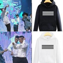 2016 new album Bigbang kpop unisex hooded fleece sweatshirt spring fall winter k-pop gd hoodie jackets outerwear Hoodies - US and South Korea trend store