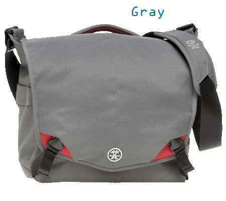 Crumpler Gray 7 Million Dollar Home SLR Camera bag waferproof and Shockproof(China (Mainland))