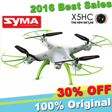 Syma X5HC RC Quadcopter 2MP HD Camera 2.4G 4CH 6Axis Altitude Hold Headless Mode RC Drone RTF
