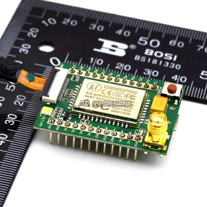 GPRS module GSM module A6C \ SMS \ Speech \ board \ minimum system board(China (Mainland))