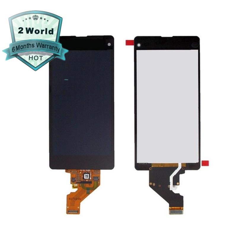 Жк для Sony Xperia Z1 мини-компактный D5503 M51W жк-дисплей сенсорный экран с цифрователем ассамблеи + инструменты
