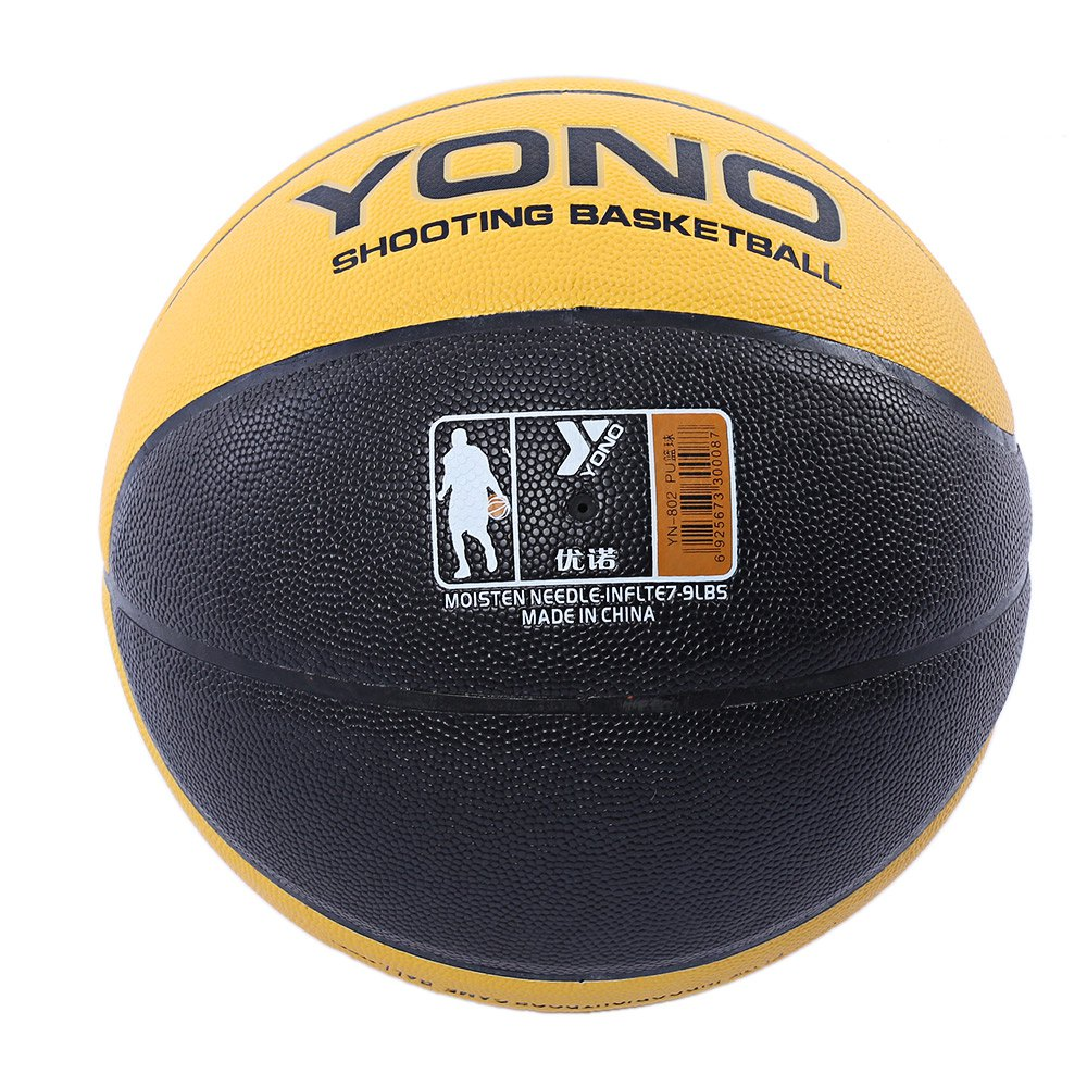 2016 NY - 802 Official Size Weight Wear Resistant PU Basketball Away Home Indoor Outdoor Ball(China (Mainland))