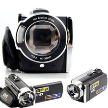 New Arrival A240 Full HD 1080P Video Camcorder 3.0 LCD 16X Zoom Digital Video Camera Black Wholesale(China (Mainland))