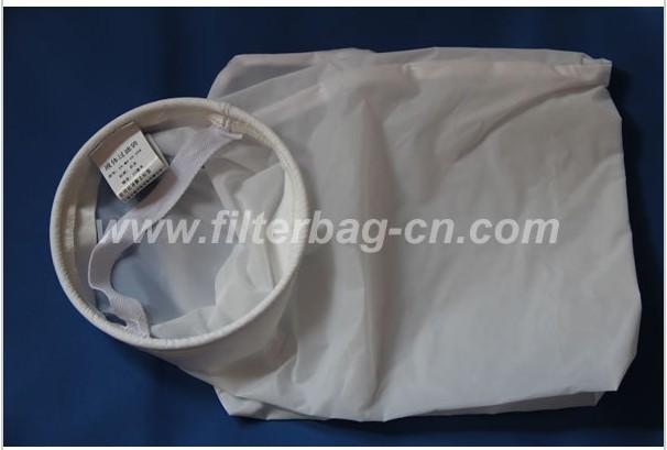 """Nylon liquid mesh filter bag white D7""""*L32"""" 300 micron 10 pcs/lot(China (Mainland))"""