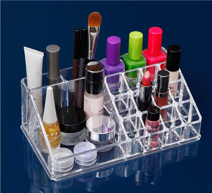 Cheapest Price 1pcs+++ Cosmetic Display Storage, Cosmetic Organizer  Jewerly Box and dispaly(China (Mainland))