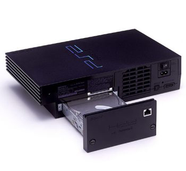 GameStar network adapter for PS2 with 250GB IDE HARD DISK 30 GAMES INSTALLED(China (Mainland))