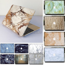 """Marble Stone 3D Pattern Hard Case Cover for Macbook Air Pro 11 12 13 15 """" with Free Shipping"""