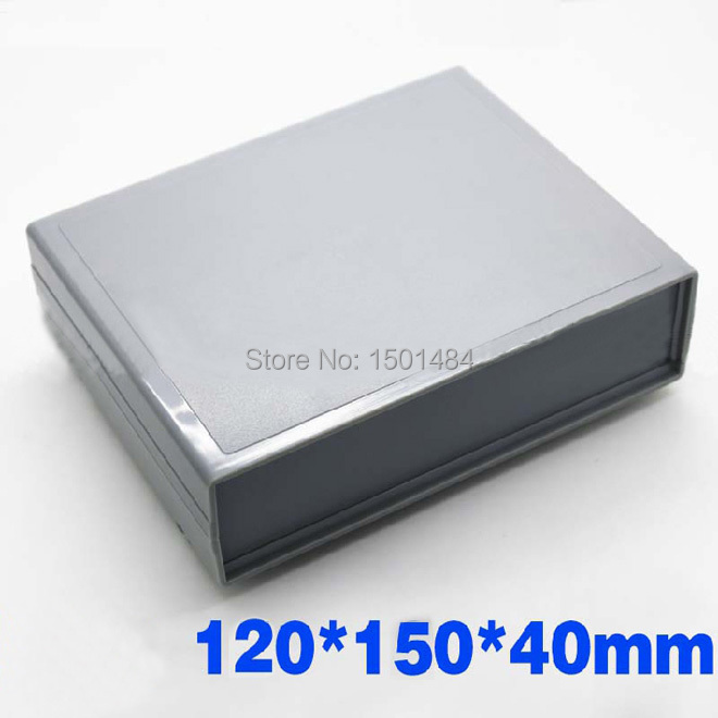 Electronic Plastic Project Box power control enclosure DIY -120*150*40MM NEW<br><br>Aliexpress