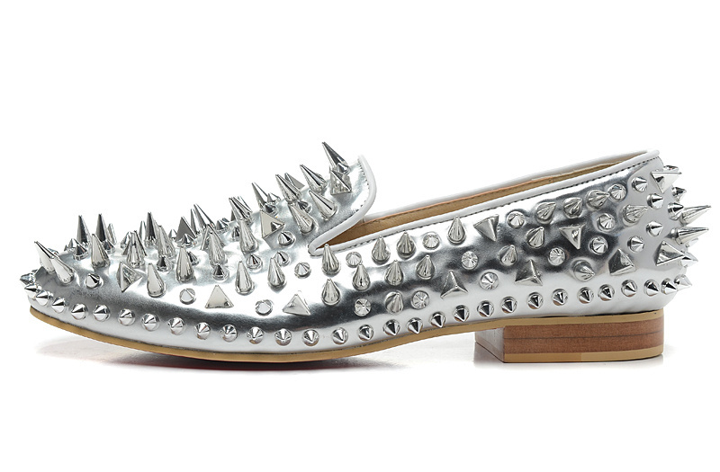 rollerboy spikes red