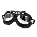 Clear Retro Motorcycle Goggles Harley style Glasses Oculos Antiparras Gafas Motocross Goggles For Motorcycle Helmet