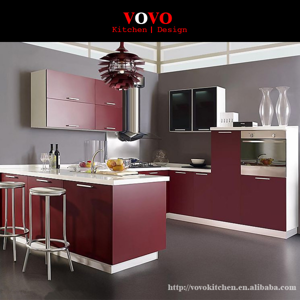 Popular Kitchen Cabinets Red Buy Cheap Kitchen Cabinets Red lots from