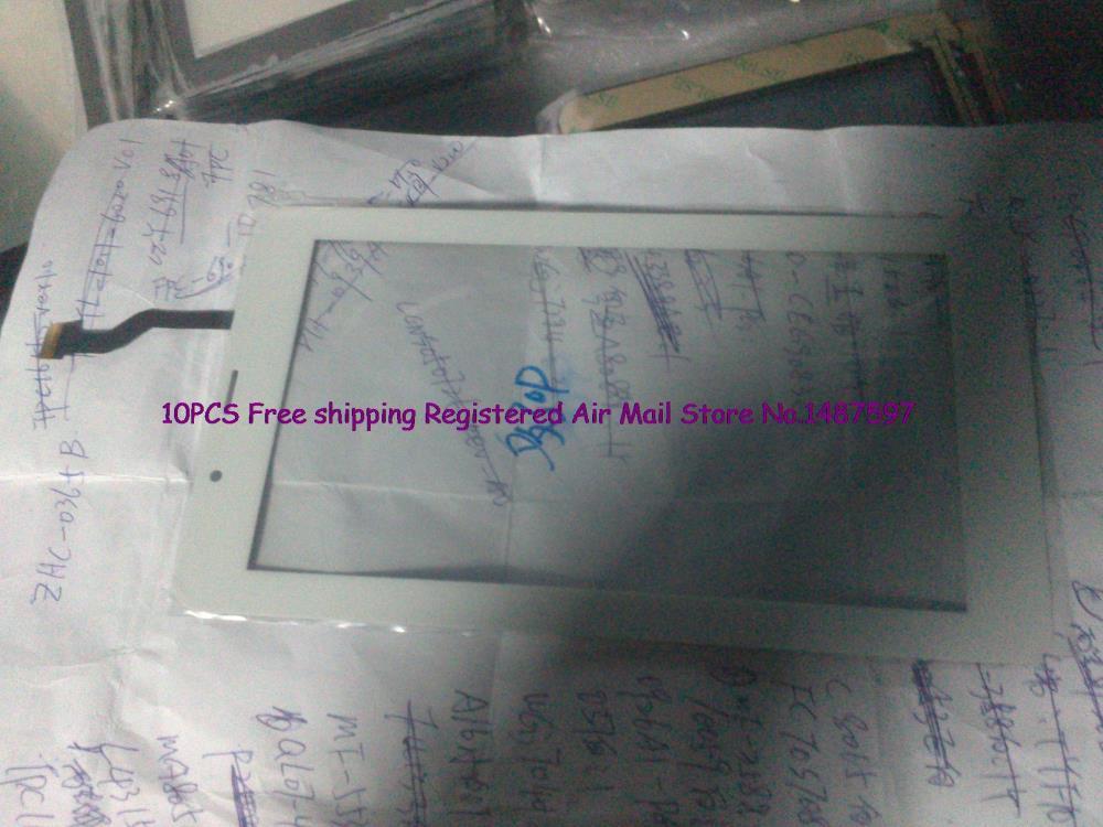 10pcs/Lot Free shipping ZHC-0365B external screen handwriting touch screen tablet touch screen<br><br>Aliexpress