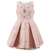 Baby Girl Princess Dress 3-12 Years Kids Sleeveless Autumn & Winter Dresses for Toddler Girl Children Sequined Fashion Clothing(China (Mainland))