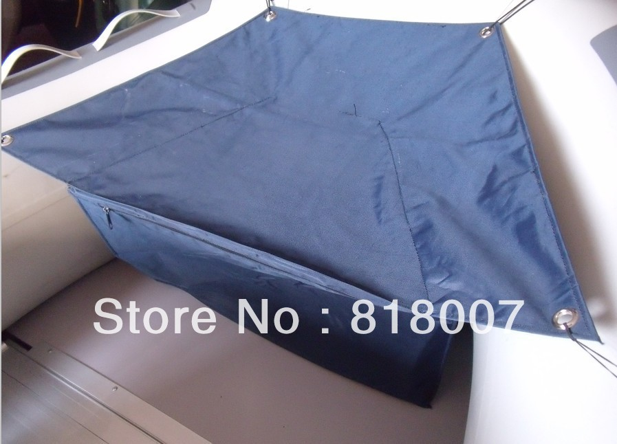 0 Shipping cost : 1seat bag and 1 bow bag for inflatable boats(China (Mainland))