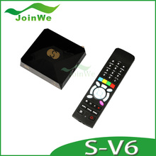 3 pcs/lot S-V6 Mini HD Satellite Receiver S V6 S DVB-S2 USB