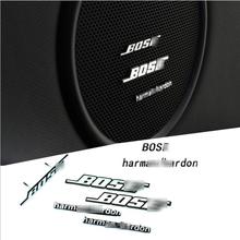 4pcs 3D Bose Harman Kardon hi fi font b speaker b font stereo font b speaker