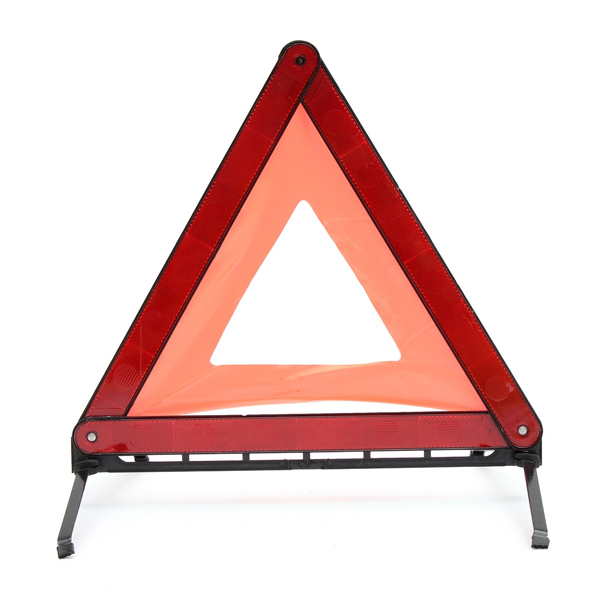 NEW Reflective Traffic Warning Sign Car Triangle Foldable Standing Tripod Emergency(China (Mainland))