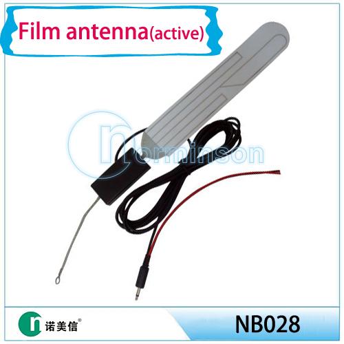 China manufactory high gain vhf uhf tv active antenna(China (Mainland))