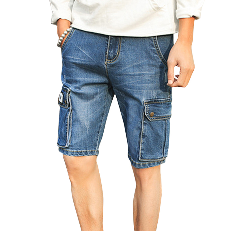 Popular Mens Cargo Jean Shorts-Buy Cheap Mens Cargo Jean Shorts ...