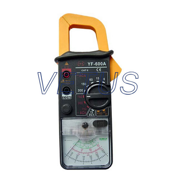 New AC ointer type clamp table clamp meter tester YF-600 YF600<br><br>Aliexpress