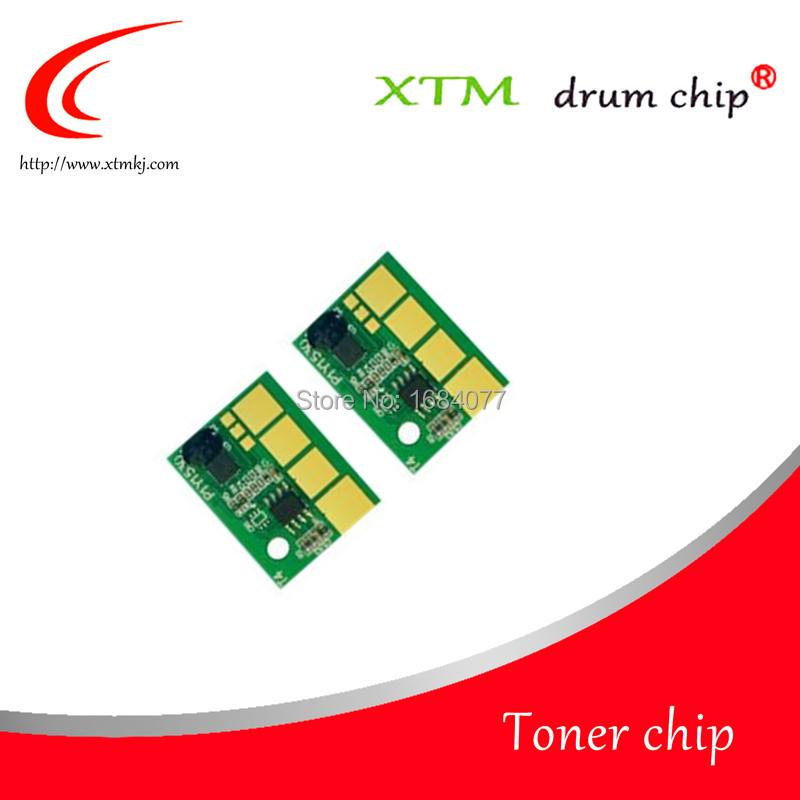 Compatible Lexmark color Laser Jet C790 C792E C792 toner chips X792X1KG C792A1CG C792A1MG C792A1YG K/C/M/Y reset chip(China (Mainland))