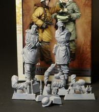 1:35      WWII German officers in winter  (2 figures)(China (Mainland))