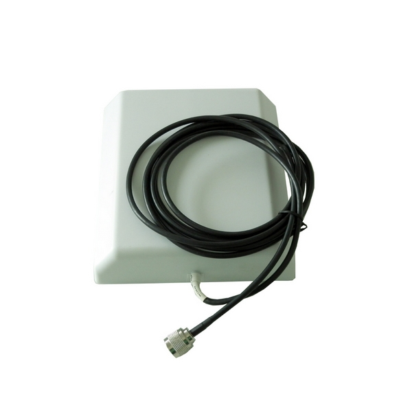 800-2500MHz 9dBi Indoor directional panel antenna with 5m cable N male connector for cell phone signal booster(China (Mainland))