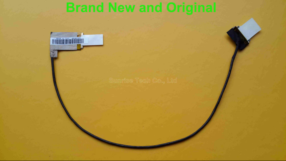 Brand new and original LCD HD Cable for Asus N53S N53J N53D N53SV N53 latop cable HD 1920 *1080 N53 LCD LVDS Cable 1422-00RV000(China (Mainland))