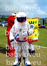 Astronaut space suit mascot costume olaf  minion halloween costumes party dinosaurs fancy dress christmas gift