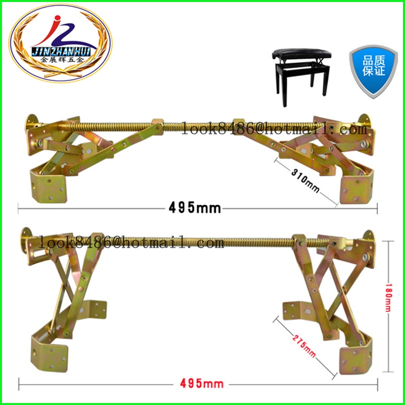 table parts with pop-up function ,laptop table parts ,convertible coffee table mechanism (B-10)(China (Mainland))